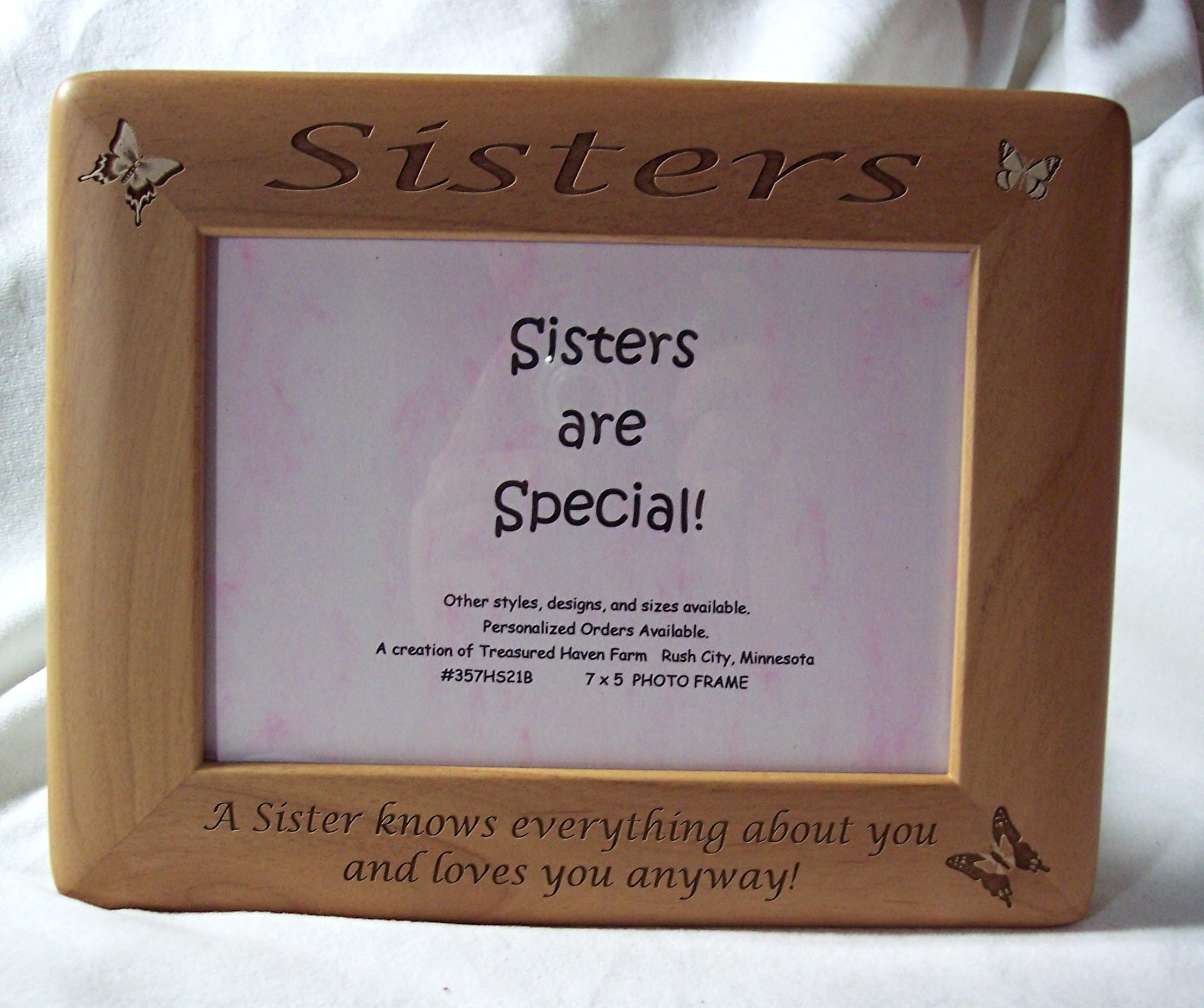 sisters frames